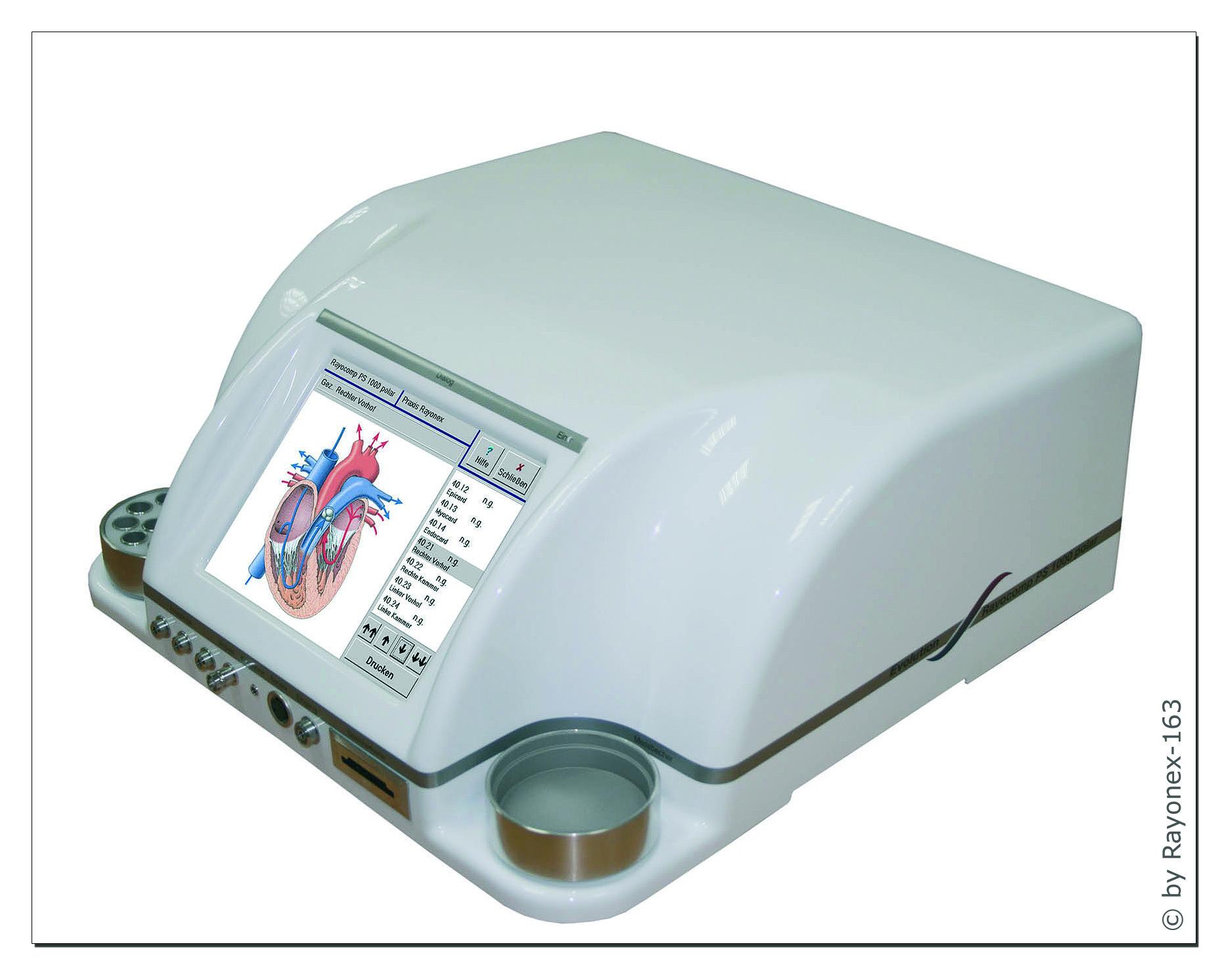 Rayonex Polar Prämium Bioresonanzgerät