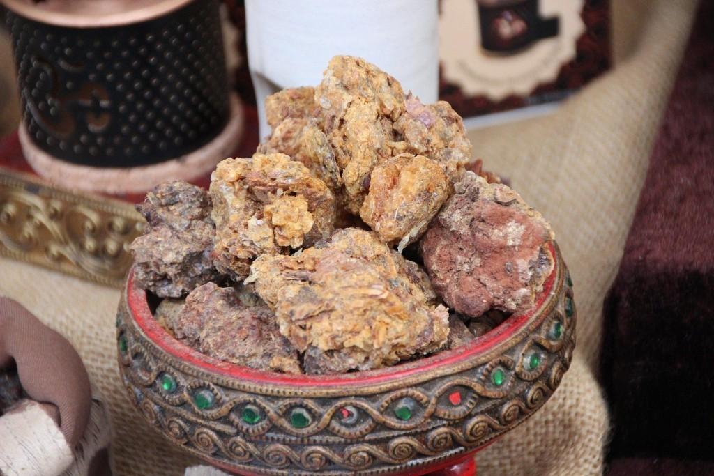 Myrrhe Heilpflanze